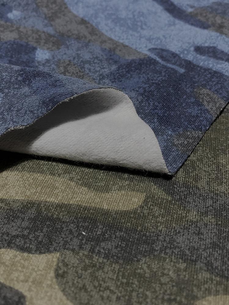 stoffe windstopper fleece zweifarbig funfabric. Black Bedroom Furniture Sets. Home Design Ideas